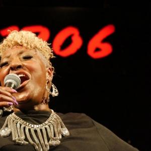 Marta High presentó su nuevo disco Singing For The Good Times en Madrid.10