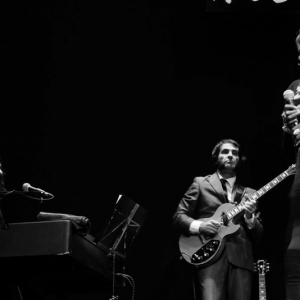 Marta High presentó su nuevo disco Singing For The Good Times en Madrid.2