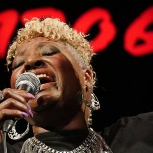 Marta High presentó su nuevo disco Singing For The Good Times en Madrid.9