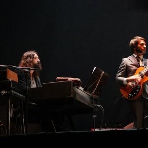 Marta High presentó su nuevo disco Singing For The Good Times en Madrid