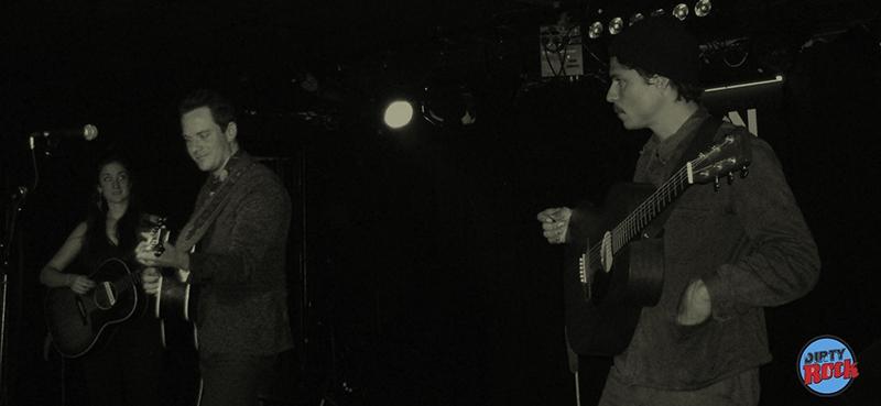 Sam Outlaw en concierto en Valencia 2016 Loco Club