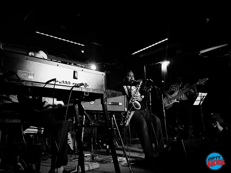 Pee Wee Ellis en concierto Madrid 2016.4