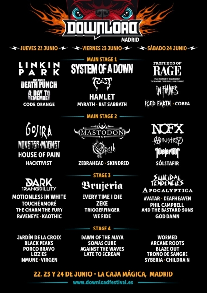 DOWNLOAD MADRID 2017DIRTY