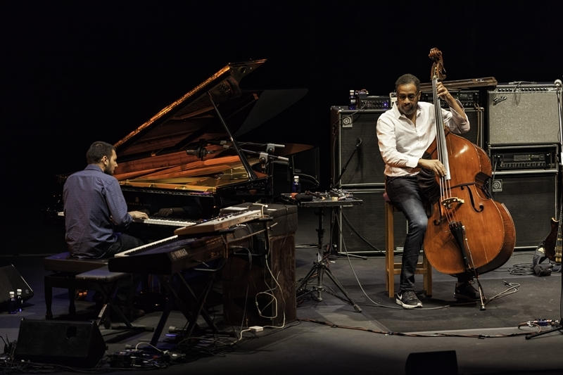 STANLEY CLARKE JAZZ MADRID 2016 16