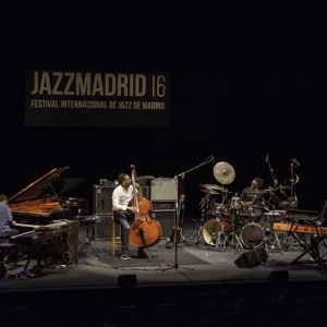 STANLEY CLARKE JAZZ MADRID 2016 13
