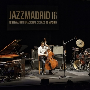 STANLEY CLARKE JAZZ MADRID 2016 2