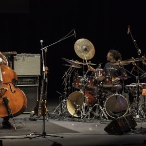 STANLEY CLARKE JAZZ MADRID 2016 9