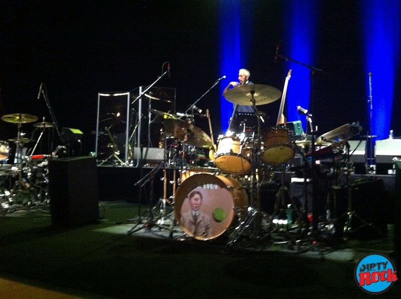 King Crimson en Madrid y Barcelona 2016.1