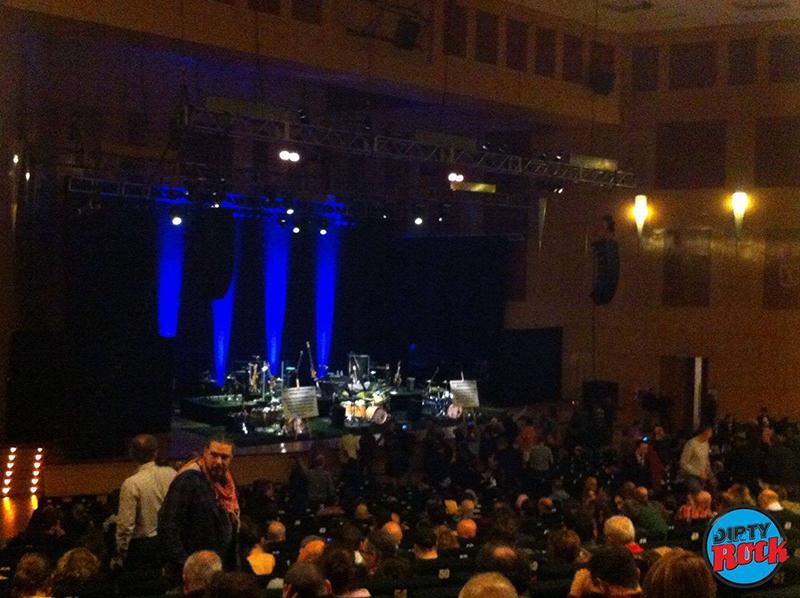 King Crimson en Madrid y Barcelona.3