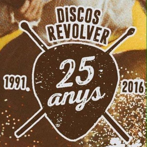 Discos Revolver cumple 25 años de música