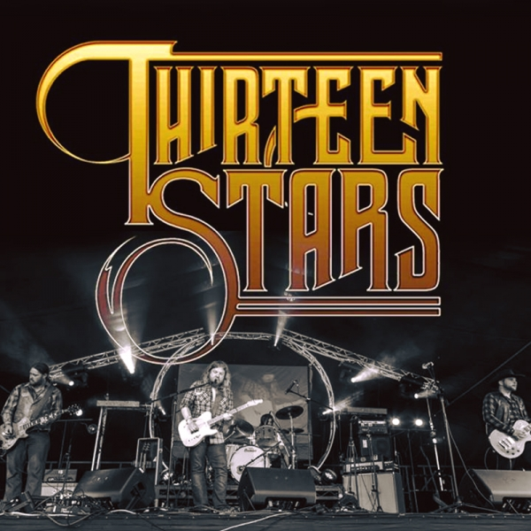 Thirteen Stars publican nuevo disco The White Raven 2016