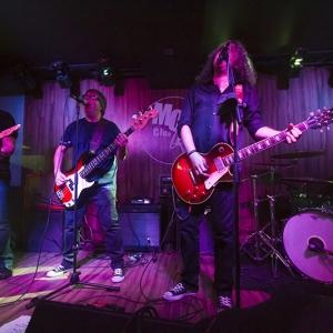The Cassavetes en concierto Mojo Club Las Palmas 2016