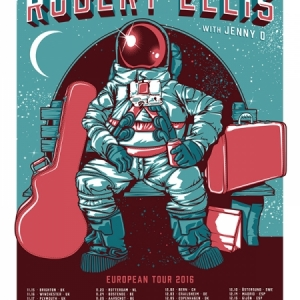 Robert Ellis Tourposter 2016