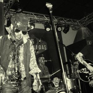 Demented Are Go en concierto Valencia 2016.3