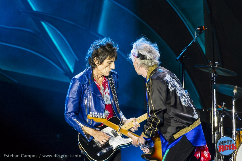 The Rolling Stones en Barcelona en 2017