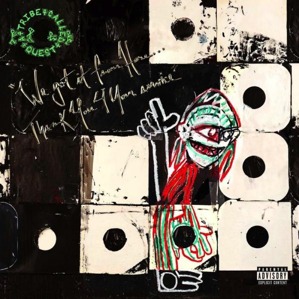 A Tribe Called Quest publican nuevo disco We Got It From Here… Thank You 4 Your Service