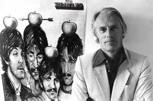 george martin fitht beatle