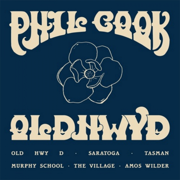 Phil Cook publica nuevo disco Old Hwy D