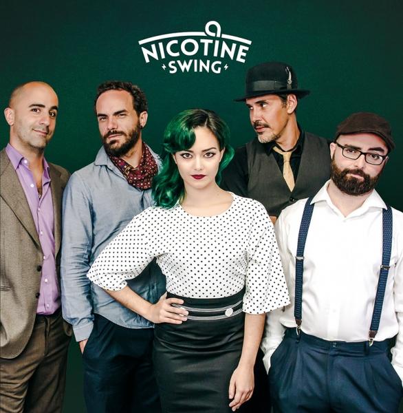Nicotine Swing publican Nuevo 2017, nuevo disco