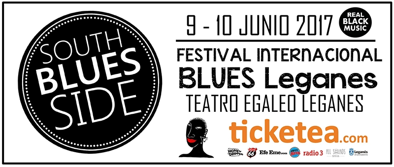 Mr. Sipp, Los Mambo Jambo, Víctor Puertas & The Mellow Tones y Travelllin' Brothers al Leganés Blues Festival 2017