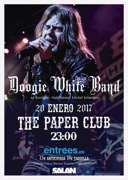 DOOGIE CARTEL 20 ENERO 2016 PAPER