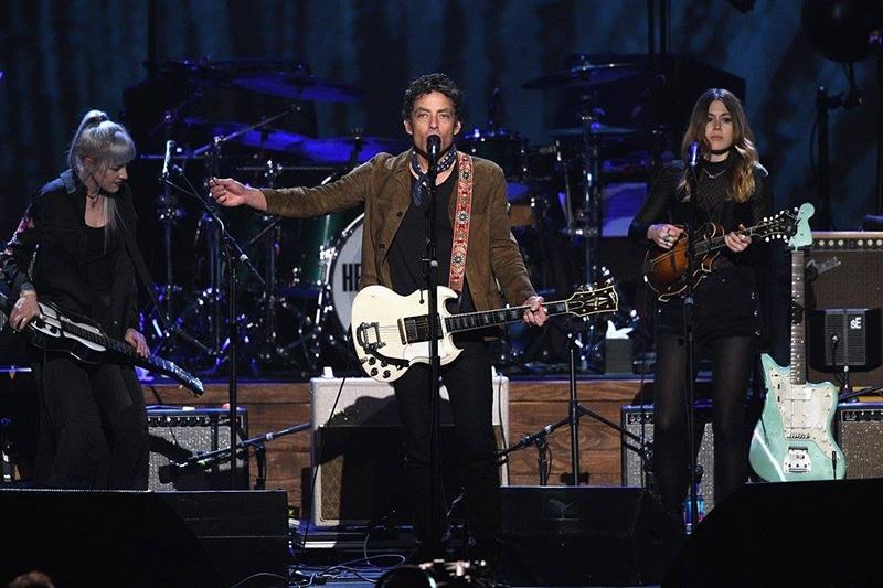 Tom Petty Persona del Año Musicares 2017.8