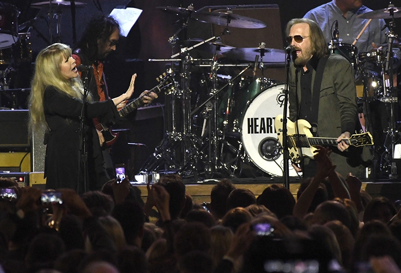 Tom Petty Persona del Año Musicares 2017.3