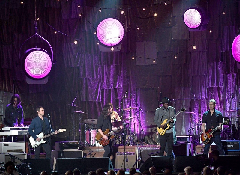 Tom Petty Persona del Año Musicares 2017.6
