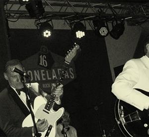Ray Collins' Hot Club y Los Locos del Oeste.5