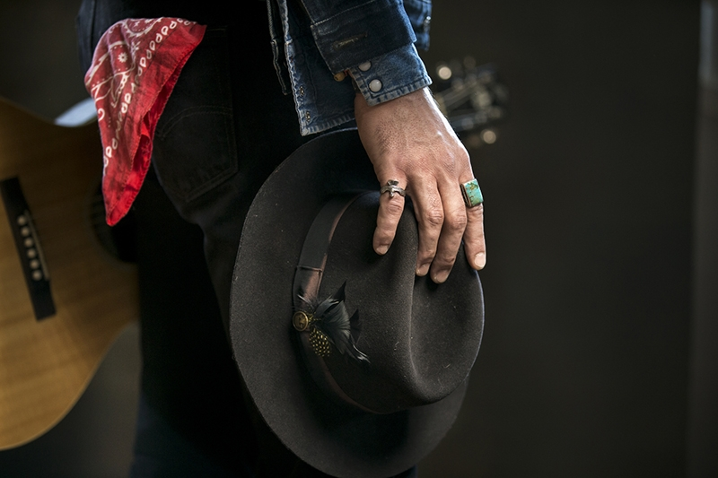 Levi Parham gira española 2017