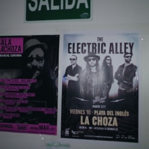 The Electric Alley Sala La Choza 03-12-05.11.12