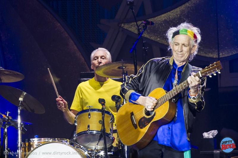 The Rolling Stones podrían retrasar su gira europea 2017 para otoño