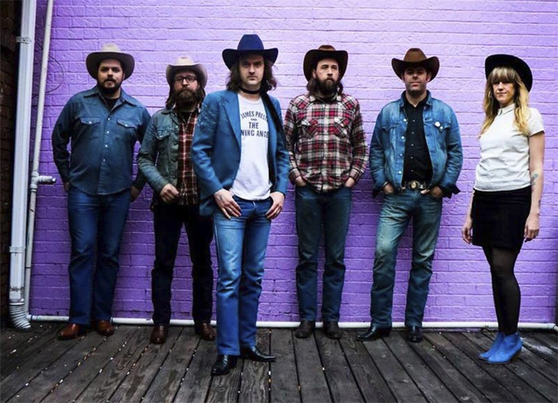 Casey James Prestwood and The Burning Angels publican nuevo disco Born Too Late 2017