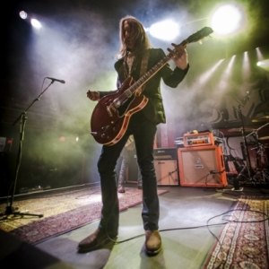Blackberry Smoke Barcelona Javier Ezquerro.2