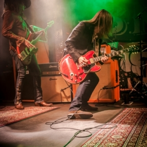 Blackberry Smoke Barcelona Javier Ezquerro.6