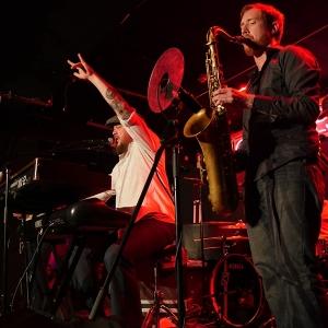 Josh Hoyer & Soul Colossal crónica Madrid.15