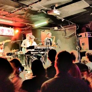 Josh Hoyer & Soul Colossal crónica Madrid.2