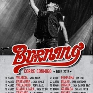 Burning gira Corre Conmigo Barcelona (2)