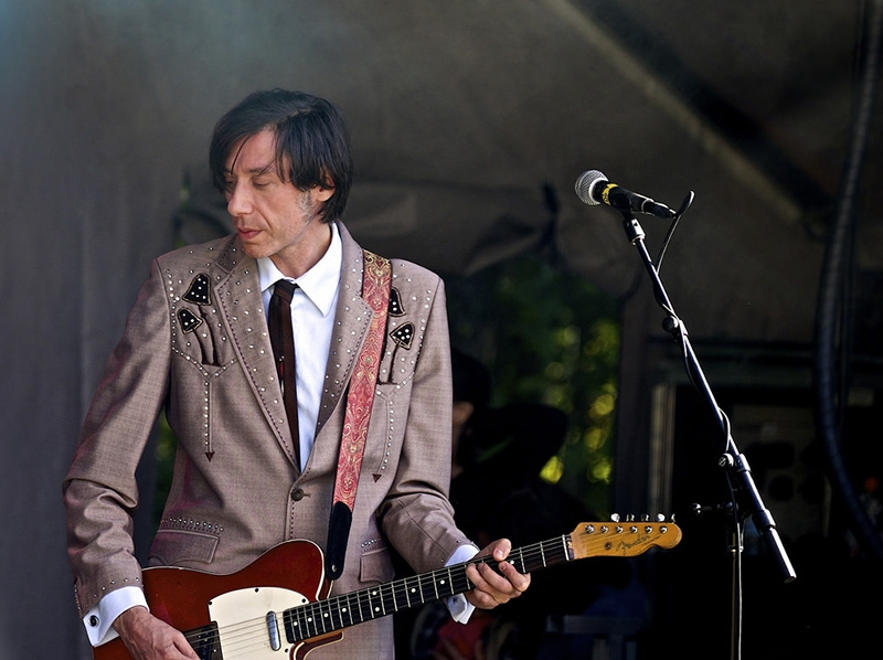 Entrevista Dallas Wood The Sadies gira 2017