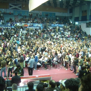 Chuck Berry Tenerife marzo 2008.