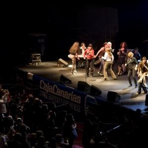Chuck Berry Tenerife marzo 2008.16