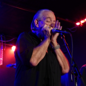 Charlie Musselwhite crónica Madrid 2017.10