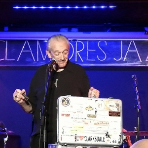 Charlie Musselwhite crónica Madrid 2017.4