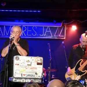 Charlie Musselwhite crónica Madrid 2017.5