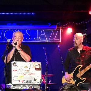 Charlie Musselwhite crónica Madrid 2017.6