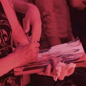 Cayetana Álvarez pintar música.7