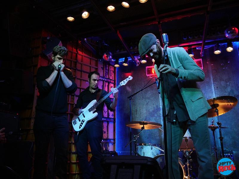 Sleepy Roosters nuevo disco Chicago Roosters presentación.