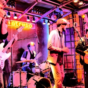 Sleepy Roosters nuevo disco Chicago Roosters presentación.30