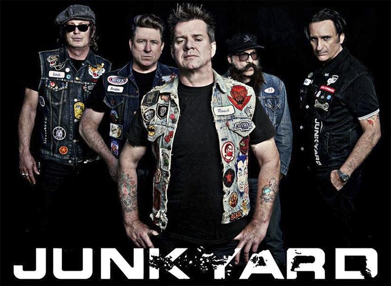Junkyard publican nuevo disco High Waterm, primer disco en casi 30 años