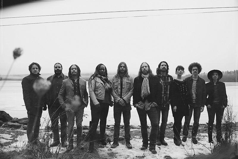 The Magpie Salute publican nuevo disco 2017